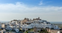 Ostuni city walk