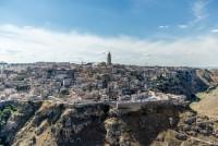 Matera city walk