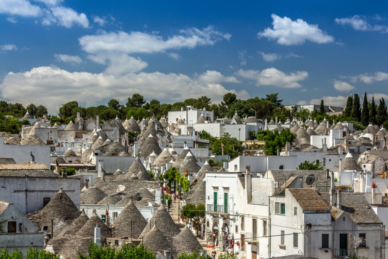 Alberobello and the Land of Trulli bike holiday - Short break