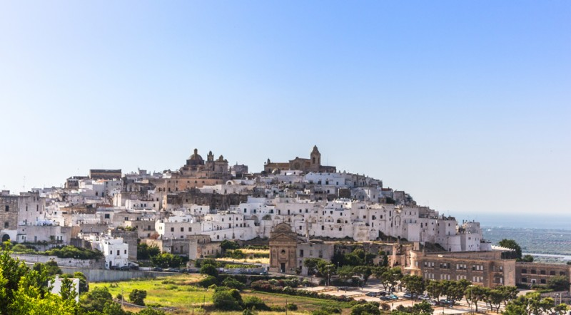 White cities of Puglia bike holiday - Short break