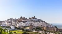 White cities of Puglia bike holiday - Short break