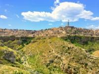 Walking from Matera to Otranto